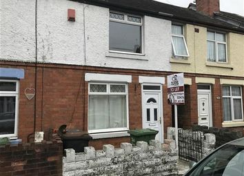 Thumbnail 3 bed terraced house to rent in Clifton Road, Nuneaton