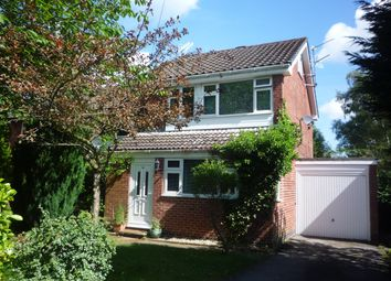 Thumbnail 3 bed detached house to rent in Vernon Crescent, Ravenshead, Nottingham