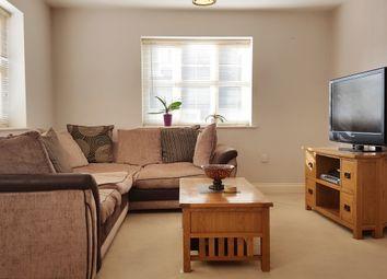 Thumbnail 2 bedroom flat for sale in Torun Way, Swindon