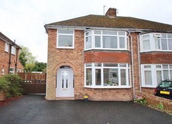 Thumbnail 3 bed property to rent in Highwood Avenue, Leckhampton, Cheltenham
