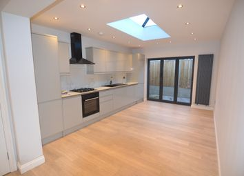 Thumbnail 4 bedroom terraced house to rent in Vernon Road, Stratford