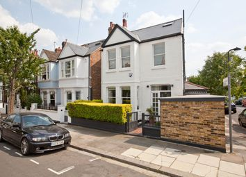 Thumbnail 4 bed detached house for sale in Graham Road, London