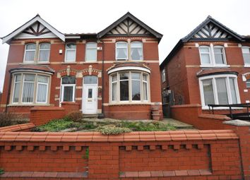 Thumbnail 3 bed semi-detached house for sale in Westcliffe Drive, Layton, Blackpool, Lancashire