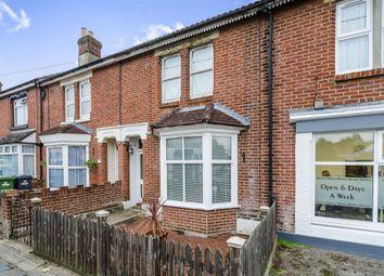 Thumbnail 1 bed flat for sale in Spring Lane, Bishopstoke, Eastleigh