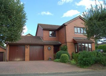 4 bed detached house for sale in Laneside Hollow, East Hunsbury, Northampton NN4