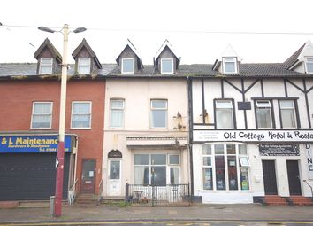 Thumbnail 4 bedroom terraced house for sale in Lytham Road, Blackpool, Lancashire