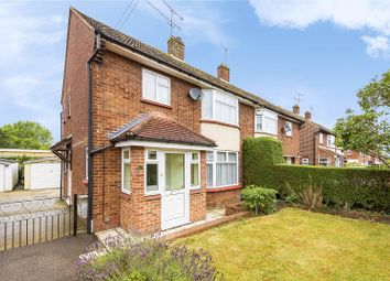 Thumbnail 3 bed semi-detached house for sale in Cripsey Avenue, Ongar, Essex