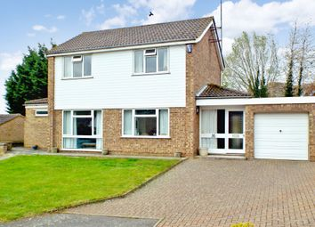 Thumbnail 3 bed detached house for sale in Prospect Close, Wollaston, Northamptonshire