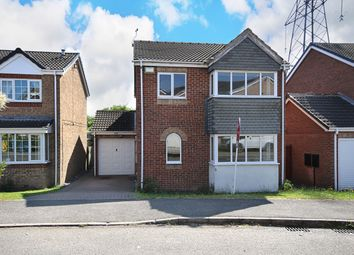Thumbnail 4 bed detached house for sale in Meadow Gate Avenue, Sothall, Sheffield