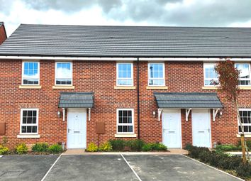 Thumbnail 3 bed terraced house for sale in Farrar Court Road, New Lubbesthorpe