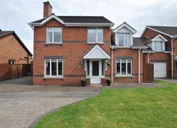 Thumbnail 4 bed detached house for sale in Orby Grange, Castlereagh, Belfast