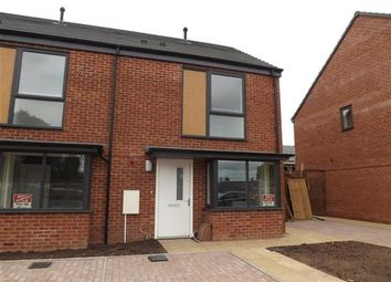 Thumbnail 2 bedroom semi-detached house to rent in Coppice Street, West Bromwich
