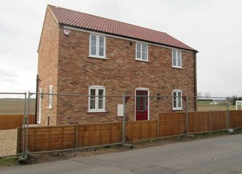 Thumbnail 3 bed detached house to rent in Dovecote Road, Upwell, Wisbech
