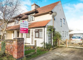 Thumbnail 3 bed semi-detached house for sale in Spring Drive, Fernwood, Newark