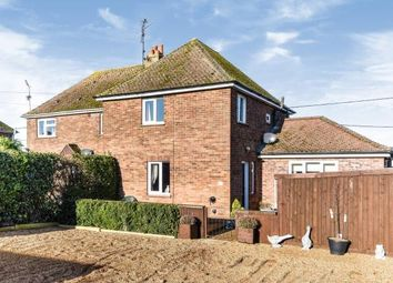 Thumbnail 5 bed semi-detached house for sale in Docking, King's Lynn, Norfolk