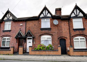 Thumbnail 2 bedroom terraced house for sale in Seymour Street, Stoke-On-Trent, Staffordshire