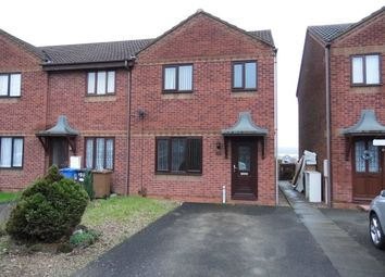 Thumbnail 3 bed semi-detached house to rent in Old Mansfield Road, Derby