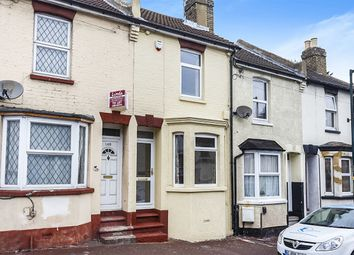 Thumbnail 2 bed terraced house for sale in Castle Road, Chatham