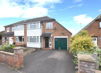 Thumbnail 3 bedroom semi-detached house for sale in Fawley Drive, Prestbury, Cheltenham