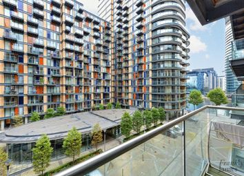 Thumbnail 1 bedroom flat for sale in Millharbour, Isle Of Dogs