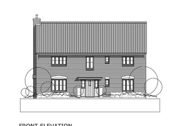 Thumbnail 4 bed detached house for sale in Chequers Lane, Gressenhall, Dereham, Norfolk.
