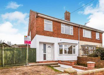 3 bed semi-detached house for sale in Waveney Close, Hunstanton PE36