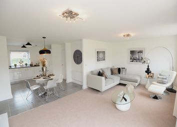 Thumbnail 3 bed semi-detached house for sale in Off Lakeside Boulevard, Cannock, Staffordshire