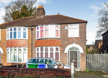 3 bed semi-detached house to rent in Arnfield Road, Withington, Manchester M20
