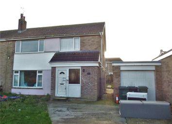 Thumbnail 4 bed semi-detached house for sale in Shepherds Croft, Portland, Dorset
