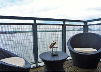 Thumbnail 3 bed flat for sale in West Street, Gravesend