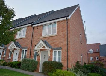 Thumbnail 2 bed end terrace house for sale in Pembridge Gardens, Stevenage, Hertfordshire, England
