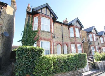 Thumbnail 2 bed semi-detached house for sale in North Road, Hayes, Middlesex