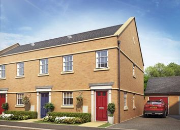 Thumbnail 3 bed end terrace house for sale in Whittlesey Green, Eastrea Road, Whittlesey