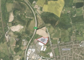 Thumbnail Warehouse for sale in Anglia Parkway North, Ipswich