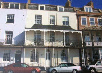Thumbnail 1 bedroom flat to rent in Wyndham Court, York Street, Sidmouth