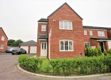 Thumbnail 3 bed detached house for sale in Wheatfield Road, Newcastle Upon Tyne