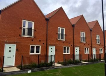 Thumbnail 2 bed terraced house for sale in Gardiner Road, Winchester