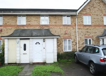 Thumbnail 3 bed terraced house for sale in Tynemouth Close, Beckton, London