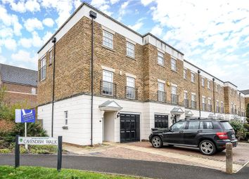Thumbnail 4 bed end terrace house for sale in Cavendish Walk, Epsom