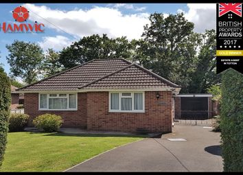 Thumbnail 3 bed bungalow for sale in Old Lyndhurst Road, Cadnam