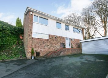 4 bed detached house for sale in Highland Close, Folkestone CT20