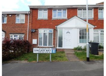 Thumbnail 3 bed terraced house for sale in Sinclair Way, Dartford
