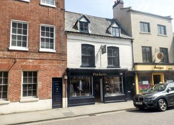 Thumbnail 1 bed flat for sale in Friar Street, Worcester