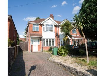 Thumbnail 3 bed semi-detached house to rent in Malvern Road, Southampton
