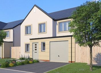 Thumbnail 4 bedroom detached house for sale in The Barnard, Greenspire, Clyst St Mary, Exeter, Devon