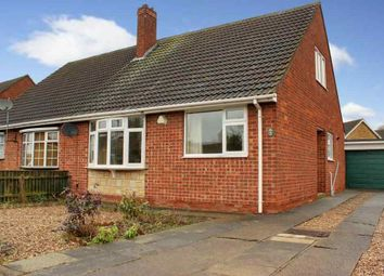 Thumbnail 3 bed semi-detached bungalow to rent in Poplar Drive, Beverley