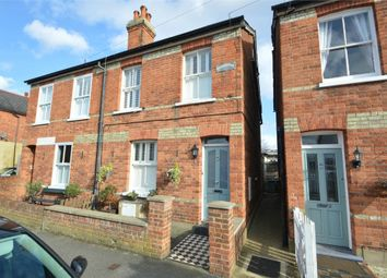 Thumbnail 3 bed semi-detached house for sale in New Road, Weybridge, Surrey