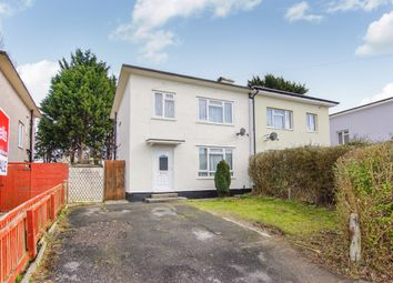 Thumbnail 3 bed semi-detached house for sale in Hogarth Walk, Bristol