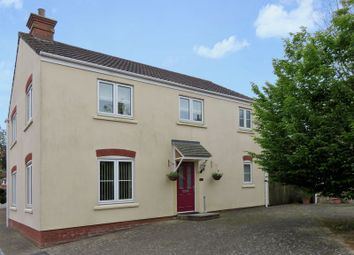 4 bed detached house for sale in Brutton Way, Chard TA20