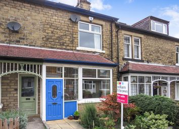 Thumbnail 3 bed terraced house for sale in Marlborough Road, Shipley